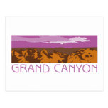 Grand Canyon Banner Postcard