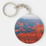 grand canyon basic round button key ring