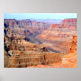 Grand Canyon Beauty Poster