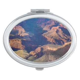 Grand Canyon, Bright Angel Trail Compact Mirror
