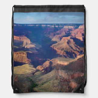 Grand Canyon, Bright Angel Trail Drawstring Bag