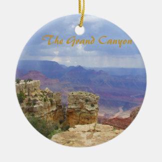 Grand Canyon Christmas Ornament