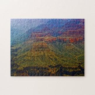 Grand Canyon Cliffs Jigsaw Puzzle