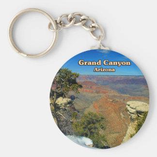 Grand Canyon Flagstaff Arizona Key Ring