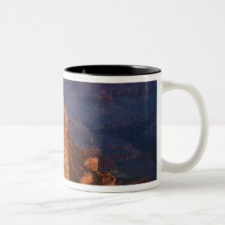 Grand Canyon from south rim, Grand Canyon Two-Tone Coffee Mug