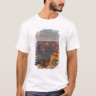 Grand Canyon from the south rim at sunset, 2 T-Shirt