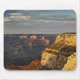 Grand Canyon from the south rim at sunset, 3 Mouse Mat