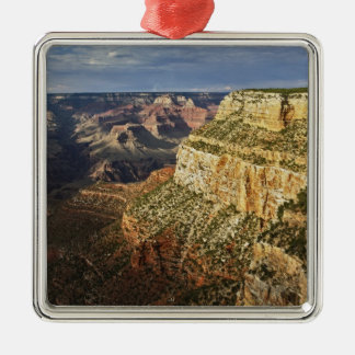 Grand Canyon from the south rim at sunset, 5 Christmas Ornament