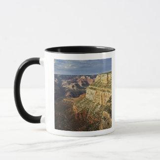 Grand Canyon from the south rim at sunset, 5 Mug