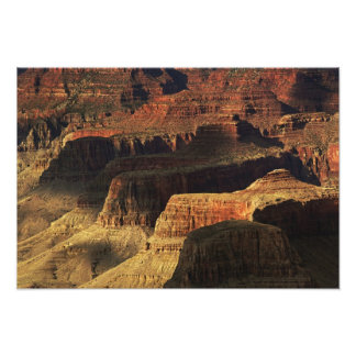 Grand Canyon from the south rim at sunset, 5 Photo Print