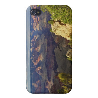 Grand Canyon from the south rim at sunset, 6 iPhone 4 Case