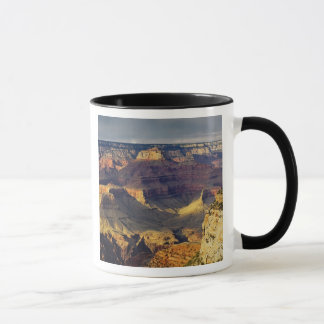 Grand Canyon from the south rim at sunset, Mug