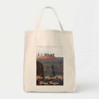 Grand Canyon Glass Skywalk Tote Bag