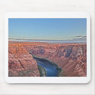 Grand Canyon Horse Shoe in Arizona Mouse Pad
