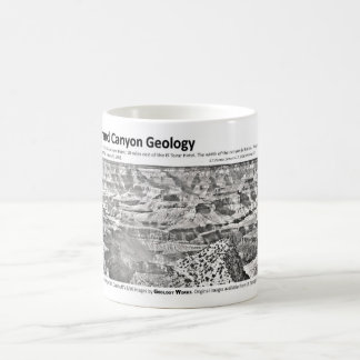 Grand Canyon II - Geology Pioneers Coffee Mug