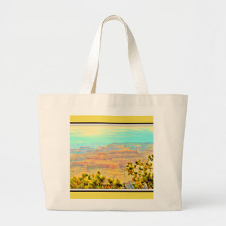 Grand Canyon in Pastel Women's Tote Bag