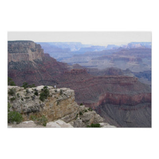 Grand Canyon Landscape Poster