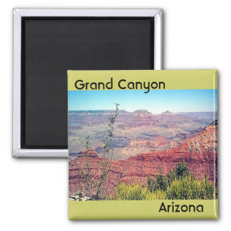 Grand Canyon Magnet 001