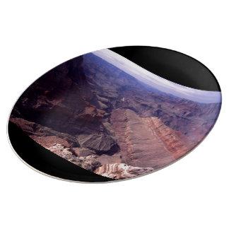 Grand Canyon Porcelain Plates