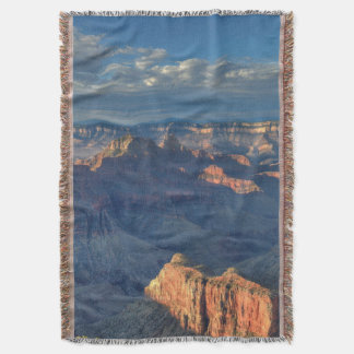 Grand Canyon National Park 2 Throw Blanket