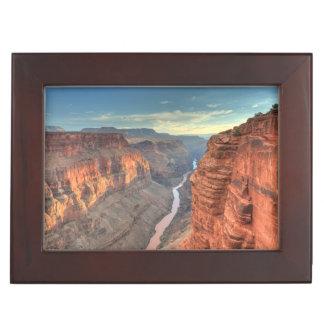 Grand Canyon National Park 3 Keepsake Box