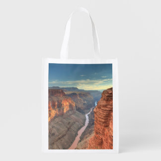 Grand Canyon National Park 3 Reusable Grocery Bag