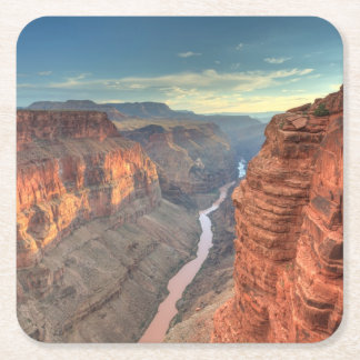 Grand Canyon National Park 3 Square Paper Coaster