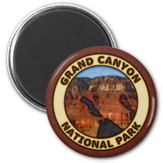 Grand Canyon National Park 6 Cm Round Magnet