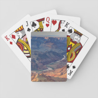 Grand Canyon National Park, Ariz Playing Cards