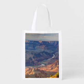 Grand Canyon National Park, Ariz Reusable Grocery Bag