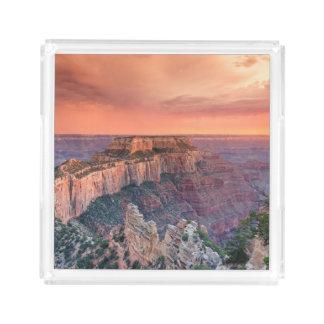 Grand Canyon National Park, Arizona Acrylic Tray