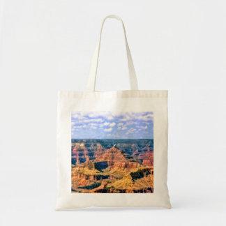 Grand Canyon National Park Arizona Budget Tote Bag