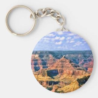 Grand Canyon National Park Arizona Key Ring