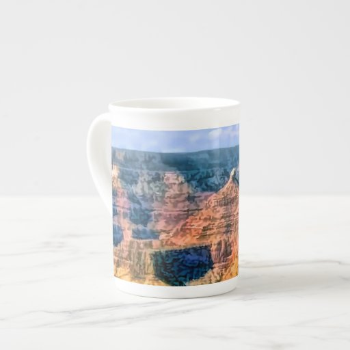 Grand Canyon National Park Arizona Porcelain Mug