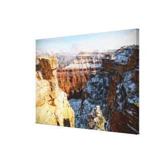 Grand Canyon National Park, Arizona, USA Canvas Print