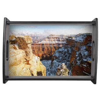 Grand Canyon National Park, Arizona, USA Serving Tray