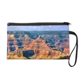 Grand Canyon National Park Arizona Wristlet Clutch