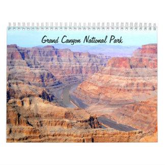 Grand Canyon National Park Calendar