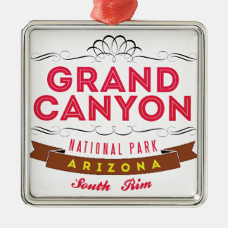 Grand Canyon national park Christmas Ornament