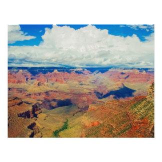 Grand Canyon National Park 21.5 Cm X 28 Cm Flyer