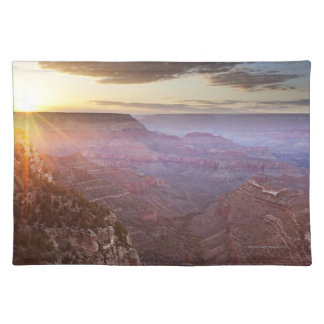 Grand Canyon National Park in Arizona Placemat