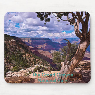 Grand Canyon National Park Mouse Pad