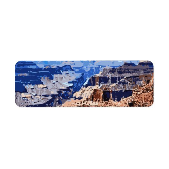 Grand Canyon National Park Retro Design
