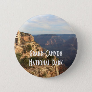 Grand Canyon National Park Souvenir 6 Cm Round Badge