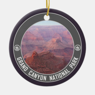Grand Canyon National Park Souvenir Christmas Ornament