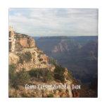 Grand Canyon National Park Souvenir Small Square Tile