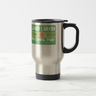 Grand Canyon National Park Stainless Steel Travel Mug