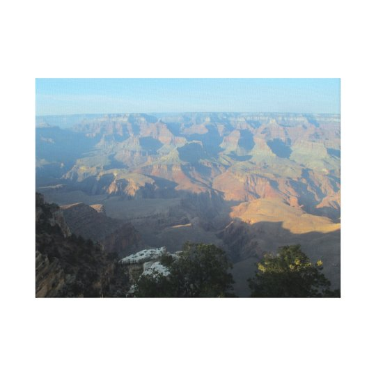 Grand Canyon National Park USA Canvas Print