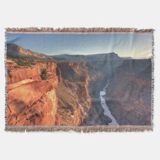 Grand Canyon National Park, USA Throw Blanket