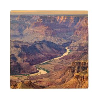Grand Canyon National Park Wood Coaster